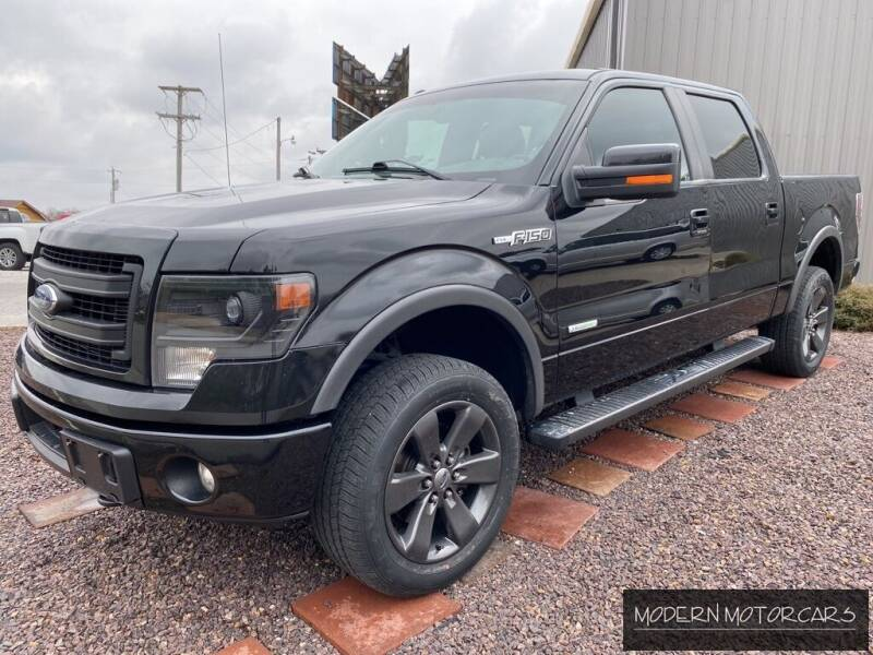 2014 Ford F-150 for sale at Modern Motorcars in Nixa MO