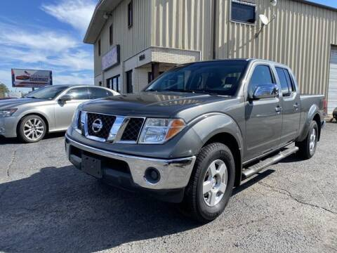 2008 Nissan Frontier for sale at Premium Auto Collection in Chesapeake VA