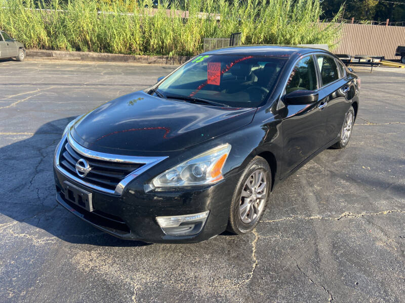 2015 Nissan Altima for sale at IMPALA MOTORS in Memphis TN