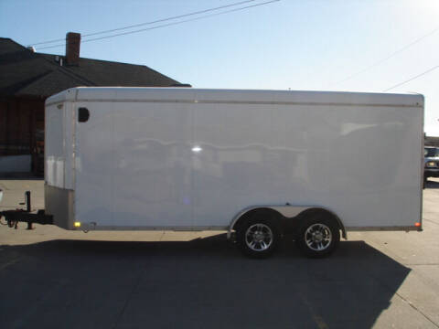 2015 H&H TC-18 V-NOSE for sale at Quality Auto Sales in Wayne NE
