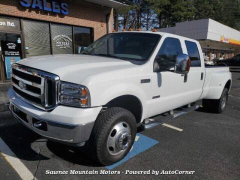 2007 Ford F-350 Super Duty for sale at Michael D Stout in Cumming GA
