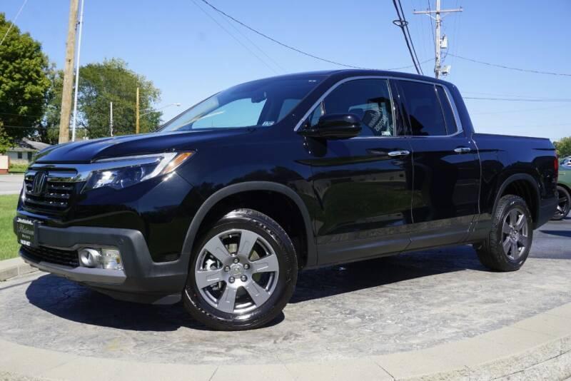 2020 Honda Ridgeline for sale at Platinum Motors LLC in Heath OH