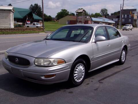 2004 Buick LeSabre for sale at The Autobahn Auto Sales & Service Inc. in Johnstown PA