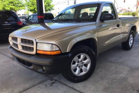 2003 Dodge Dakota for sale at Michael's Imports in Tallahassee FL