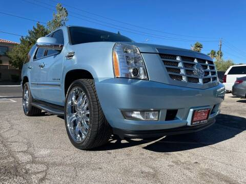 2011 Cadillac Escalade for sale at Boktor Motors in Las Vegas NV