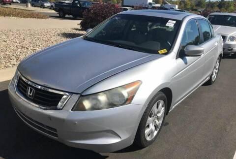 2008 Honda Accord for sale at Rayyan Auto Sales LLC in Lexington KY