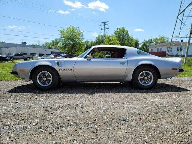1975 Pontiac Trans Am for sale in Linthicum, MD