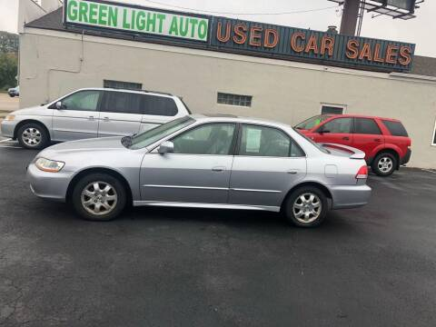 2002 Honda Accord for sale at Green Light Auto in Sioux Falls SD