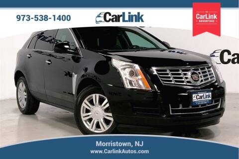 2016 Cadillac SRX for sale at CarLink in Morristown NJ