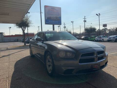 2012 Dodge Charger for sale at Magic Auto Sales - Cash Cars in Dallas TX
