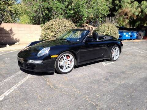 2006 Porsche 911 for sale at California Cadillac & Collectibles in Los Angeles CA