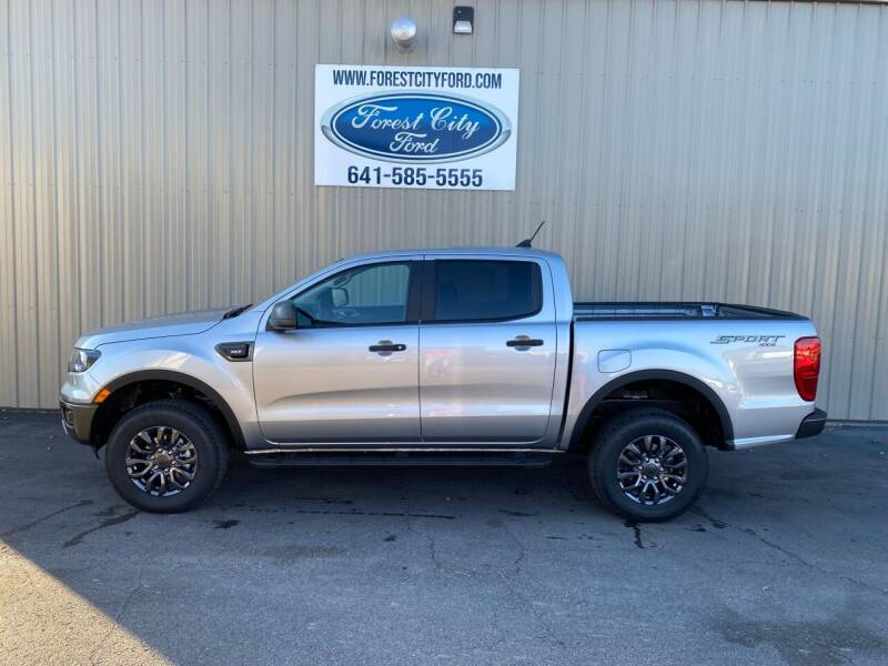 2021 Ford Ranger for sale in Forest City, IA
