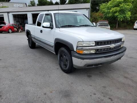 2002 Chevrolet Silverado 1500 for sale at DISCOUNT AUTO SALES in Johnson City TN