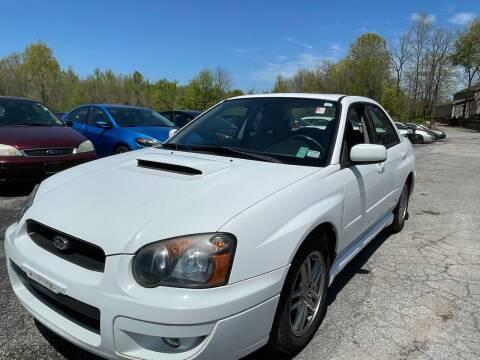 2005 Subaru Impreza for sale at Best Buy Auto Sales in Murphysboro IL