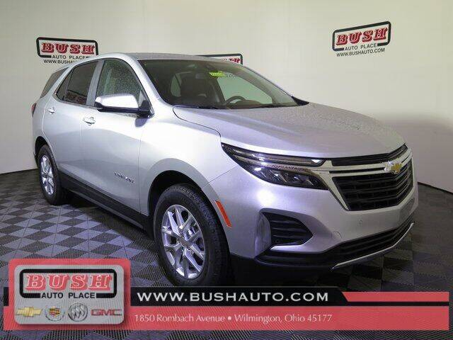 2022 Chevrolet Equinox for sale in Wilmington, OH
