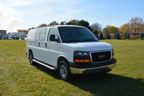 2015 GMC Savana Cargo for sale at Signature Truck Center - Cargo Vans in Crystal Lake IL