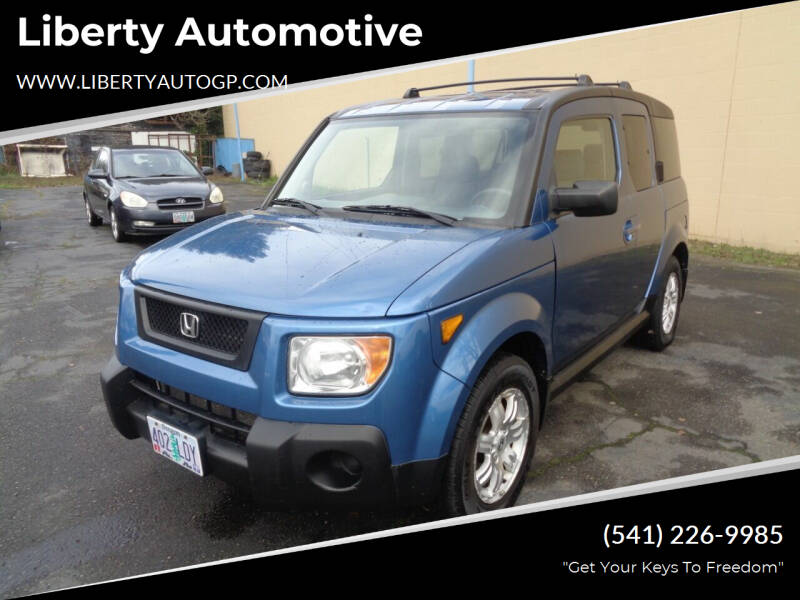 2006 Honda Element for sale at Liberty Automotive in Grants Pass OR