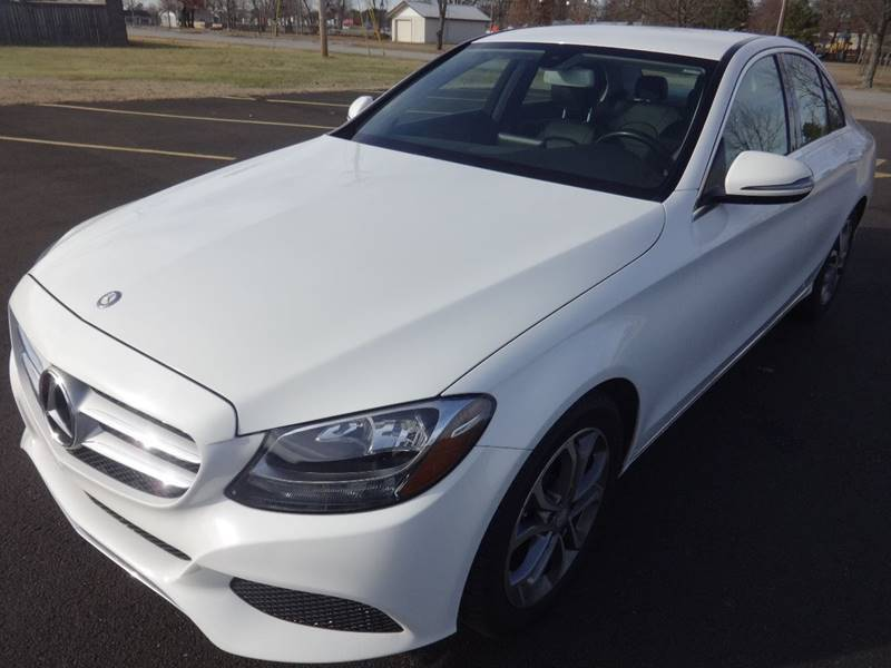 2016 Mercedes-Benz C-Class for sale at Just Drive Auto in Springdale AR