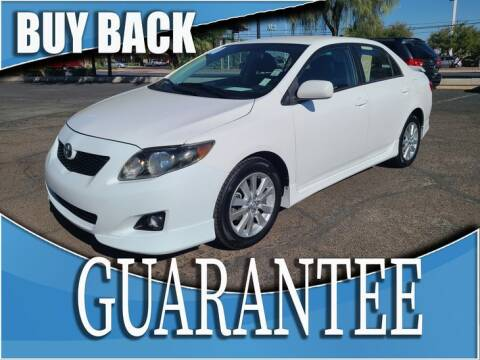 2010 Toyota Corolla for sale at Reliable Auto Sales in Las Vegas NV