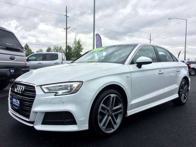 2018 Audi A3 for sale at Delta Car Connection LLC in Anchorage AK