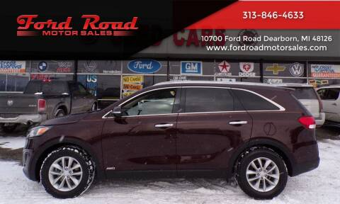 2016 Kia Sorento for sale at Ford Road Motor Sales in Dearborn MI