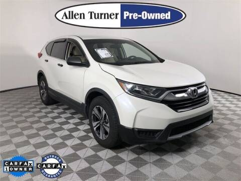 2017 Honda CR-V for sale at Allen Turner Hyundai in Pensacola FL