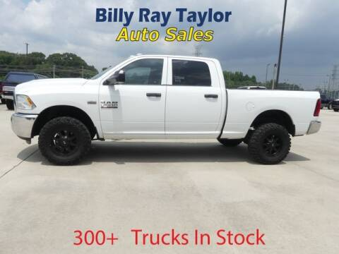 2013 RAM Ram Pickup 2500 for sale at Billy Ray Taylor Auto Sales in Cullman AL