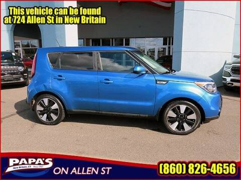 2016 Kia Soul for sale at Papas Chrysler Dodge Jeep Ram in New Britain CT