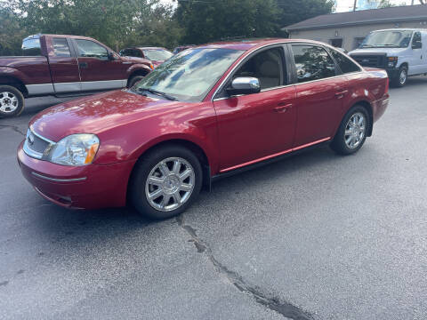 2007 Ford Five Hundred for sale at KP'S Cars in Staunton VA