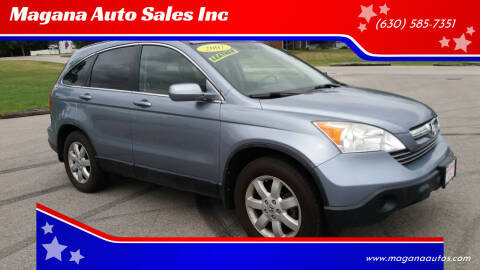 2007 Honda CR-V for sale at Magana Auto Sales Inc in Aurora IL