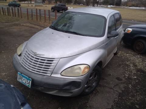 2003 Chrysler PT Cruiser for sale at Continental Auto Sales in White Bear Lake MN