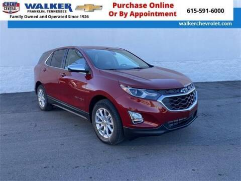 2021 Chevrolet Equinox for sale at WALKER CHEVROLET in Franklin TN