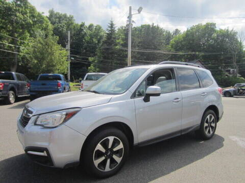 2017 Subaru Forester for sale at Auto Choice of Middleton in Middleton MA
