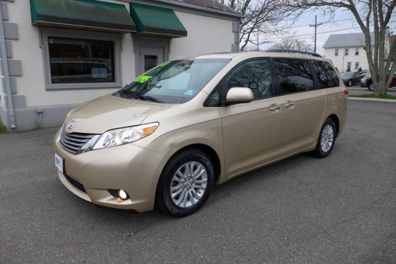 2011 Toyota Sienna for sale at FBN Auto Sales & Service in Highland Park NJ