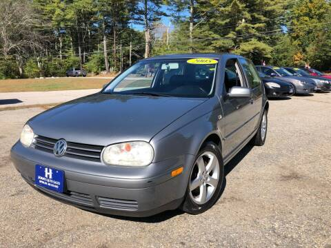 2005 Volkswagen GTI for sale at Hornes Auto Sales LLC in Epping NH