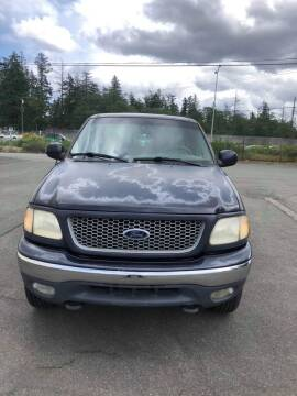 1999 Ford F-150 for sale at ALHAMADANI AUTO SALES in Spanaway WA