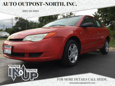 2005 Saturn Ion for sale at Auto Outpost-North, Inc. in McHenry IL