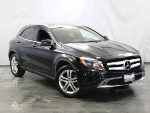 2015 Mercedes-Benz GLA for sale at United Auto Exchange in Addison IL