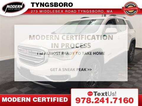 2017 GMC Acadia for sale at Modern Auto Sales in Tyngsboro MA