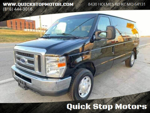 2014 Ford E-Series Cargo for sale at Quick Stop Motors in Kansas City MO