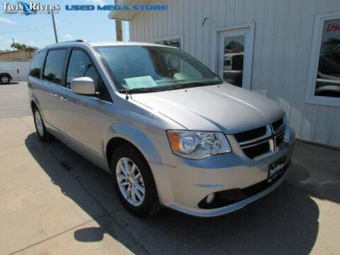 2019 Dodge Grand Caravan for sale at TWIN RIVERS CHRYSLER JEEP DODGE RAM in Beatrice NE