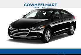2018 Hyundai Elantra for sale at GOWHEELMART in Leesville LA