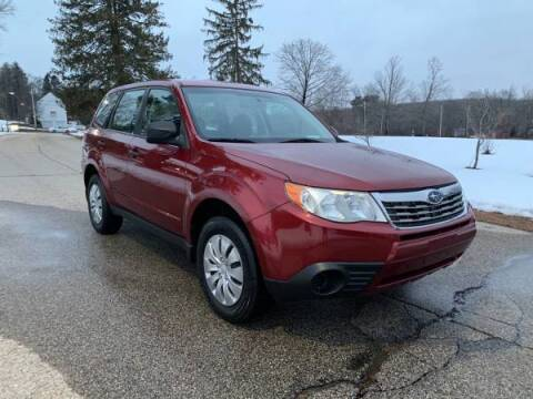 2009 Subaru Forester for sale at 100% Auto Wholesalers in Attleboro MA