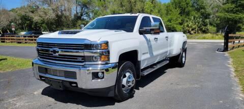 2017 Chevrolet Silverado 3500HD for sale at Gator Truck Center of Ocala in Ocala FL