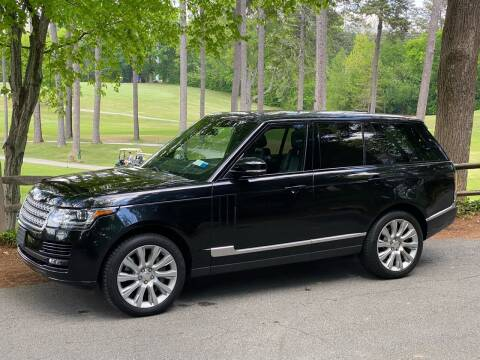 2014 Land Rover Range Rover for sale at Motor Co in Atlanta GA
