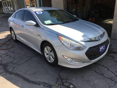 2014 Hyundai Sonata Hybrid for sale at 4X4 Auto Sales in Durango CO