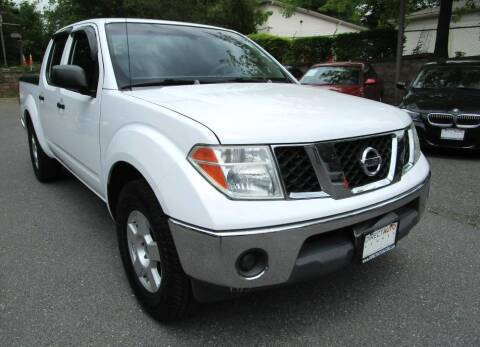 2006 Nissan Frontier for sale at Direct Auto Access in Germantown MD