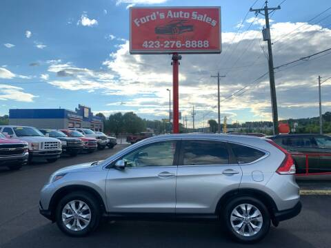 2012 Honda CR-V for sale at Ford's Auto Sales in Kingsport TN