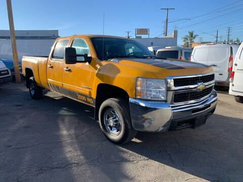 2010 Chevrolet Silverado 2500HD for sale at Best Buy Quality Cars in Bellflower CA