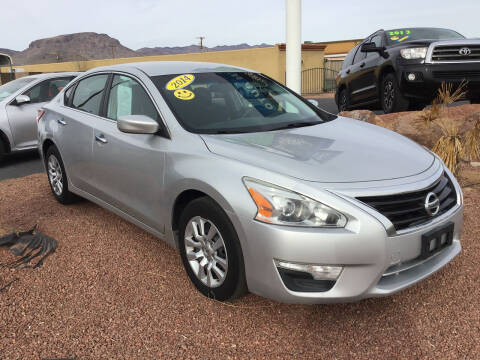 2013 Nissan Altima for sale at SPEND-LESS AUTO in Kingman AZ